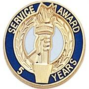 Service Award Pins
