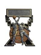 "Boy' Basketball ""Lightning Boltz"" Trophy"
